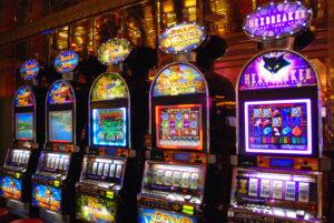 slots på casino
